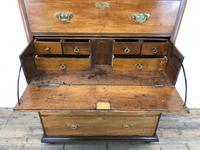 Early 19th Century Oak Secretaire Tallboy Chest on Chest (10 of 17)