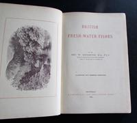 1894 British Fresh Water Fishes by Rev  W Houghton (2 of 5)