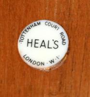 Burr Walnut Bookcase by Heals (11 of 11)