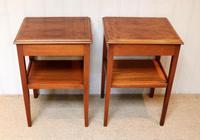 Pair of Yew Tables (9 of 10)