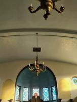 Salvaged Reclaimed Lighting Light Fittings Judaica Synagogue (5 of 6)