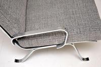 1960's Chrome Vintage Armchair (6 of 9)