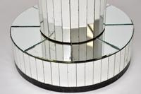 Original Art Deco Period Mirrored Glass Occasional / Coffee Table (14 of 14)