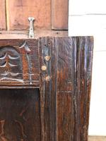 18th Century Oak Blanket Box (7 of 14)