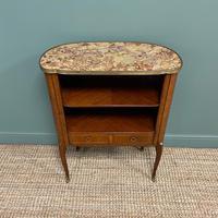 Stunning Kingwood Antique Side Cabinet (4 of 7)