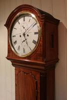 Small Scottish Mahogany Longcase Clock (6 of 12)