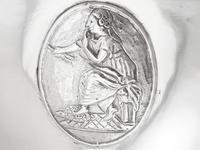 Swedish Silver Sauce Tureens - Antique 1791 (12 of 15)