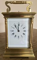 Large Fine Repeat Strike Carriage Clock (3 of 12)