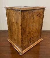 Antique Pine Microscope Slide Cabinet (5 of 17)
