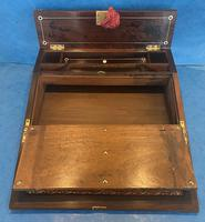 William IV Mother of Pearl Inlaid Lap Desk (12 of 15)