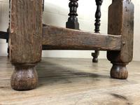 18th Century Oak Gateleg Table (8 of 10)