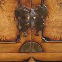 Antique Korean Burr Elm Cabinet (3 of 8)