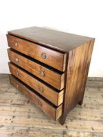 Antique 19th Century Mahogany Chest of Drawers (10 of 12)