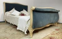 Original French Roll End Style Double Bed Frame (2 of 12)