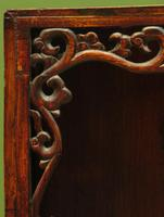 Antique Chinese Qing Shrine Shelf Cabinet with Doors (4 of 18)