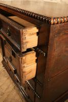 early oak chest of drawers (6 of 6)