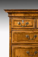 Handsome Mid 18th Century Walnut Chest on Chest (6 of 6)