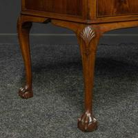 Chippendale Style Mahogany Desk (8 of 8)