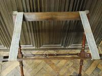 Mahogany Butlers Tray on Stand (5 of 6)