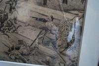 Heroic Highlander, WW1 Drawing (3 of 8)