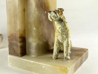 Pair of Art Deco Fox Terrier Bookends (2 of 8)