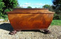 Large Good Quality Mahogany Cellarette Robsons of Newcastle (11 of 11)