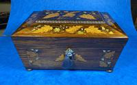 William IV Sarcophagus Jewellery Box (3 of 16)