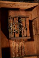 Very Decorative & Original Black Forest Wall Clock (8 of 9)