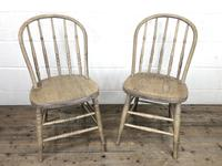 Antique Bentwood Kitchen Chairs (3 of 9)