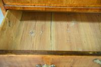 Antique Walnut Chest on Stand (5 of 9)