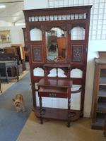 Edwardian Coat Hall Stand (4 of 5)