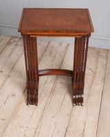 Edwardian Mahogany Nest of Tables (3 of 7)