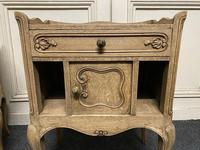 Pair of Bleached Oak Bedside Cabinets (8 of 15)