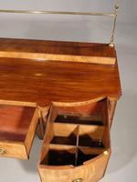 Regency Period Bow & Breakfront Sideboard (6 of 6)