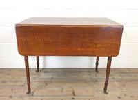 Victorian Oak Pembroke Table (9 of 9)