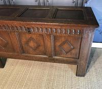 17th Century Oak Coffer (5 of 14)