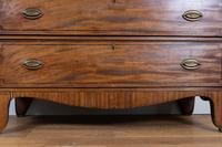 Handsome Early Victorian Chest of Drawers (13 of 14)