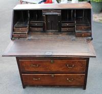 1750's Oak Bureau (3 of 6)