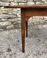 Antique French Walnut Farmhouse Table (10 of 23)