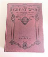 The Great War - The Standard History of the All-Europe Conflict Vol 8 - Edited by HW Wilson & JA Hammerton