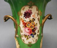 A Henry & Richard Daniel Twin-Handled Vase, c.1825-30 (5 of 11)