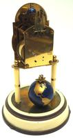 Good Kaiser Universe 400-day Mantel Clock – Astral Torsion Clock Signed Base (6 of 9)