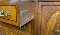 Reproduction Painted Satinwood Sideboard (12 of 12)