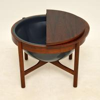 Danish Vintage Rosewood Coffee Table / Work Box (2 of 9)