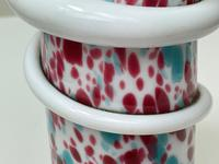 Decorative Small Art Deco Czech Snake Coiled Art Glass Vase (21 of 29)