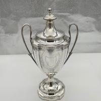 Antique George III Sterling Silver Tea Urn London 1796 Peter & Ann Bateman (3 of 12)