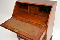 Antique Burr Walnut  Writing  Bureau (5 of 12)