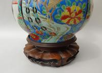 Japanese Meiji Bottle Vase c.1900 (7 of 9)