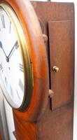 Antique Industrial Railway all Clock – Drop Dial Station Clocked Number 5478 (14 of 15)