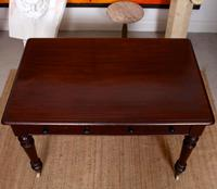 Writing Desk Mahogany Victorian (7 of 8)